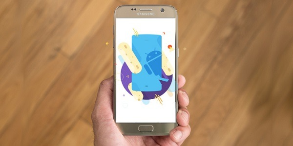 Nueva beta 3 de Android 7.0 para los Samsung Galaxy S7 Samsung-GalaxyS7-01