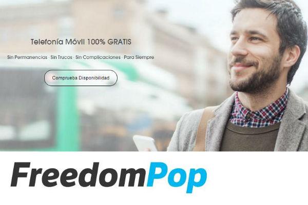 FreedomPop venderá móviles restaurados en España