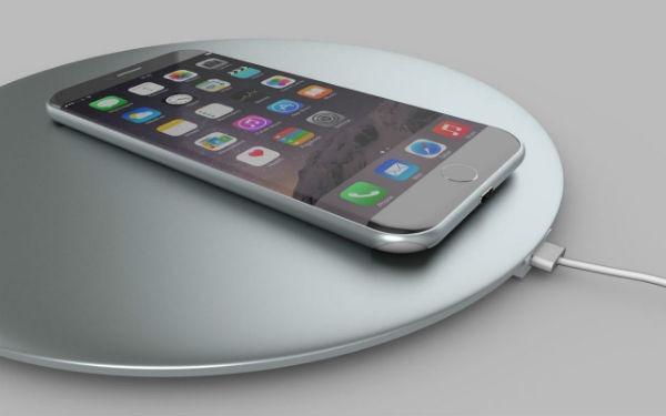 iPhone carga inalambrica