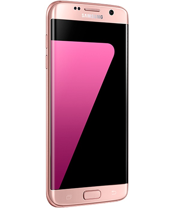 samsung galaxy s7 edge rosa