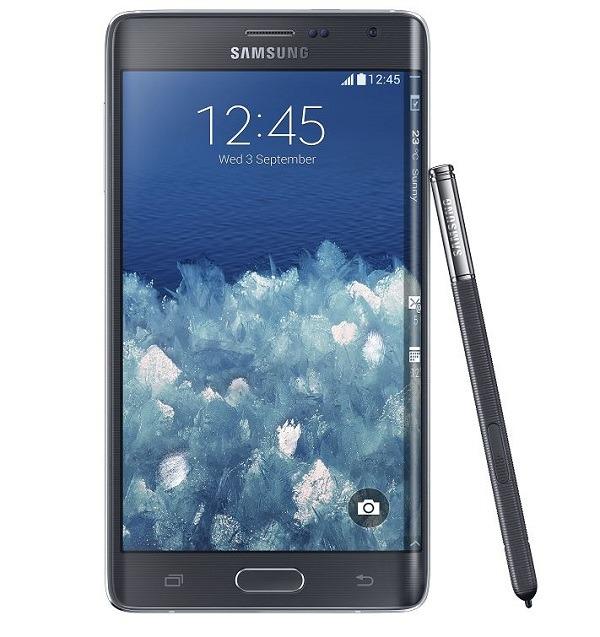 Se actualiza el Samsung Galaxy Note Edge con un paquete de seguridad