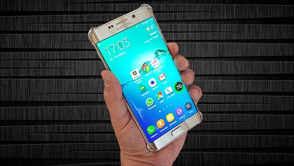 Empieza una actualización de seguridad para el Samsung Galaxy S6 edge Plus