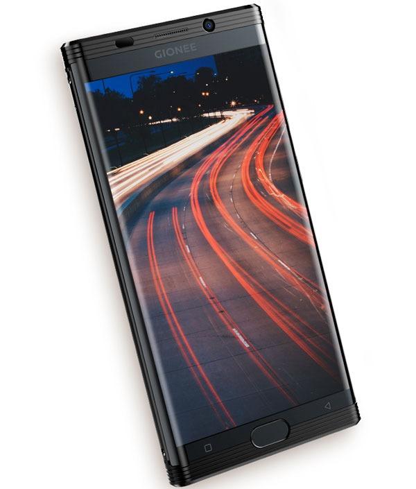 Gionee M2017, móvil con dos baterías y pantalla curva