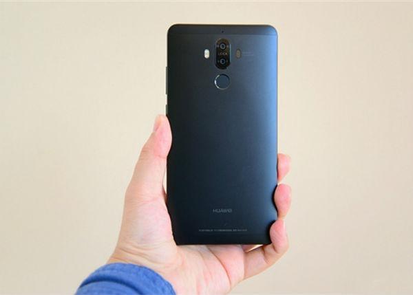 Huawei Mate 9(nueve) Obsidian Black