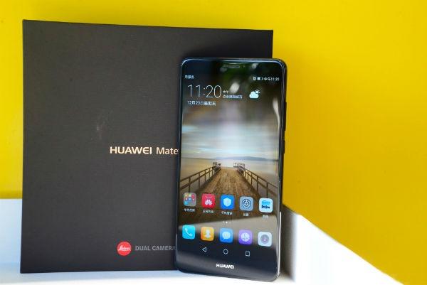Huawei Mate 9(nueve) negro