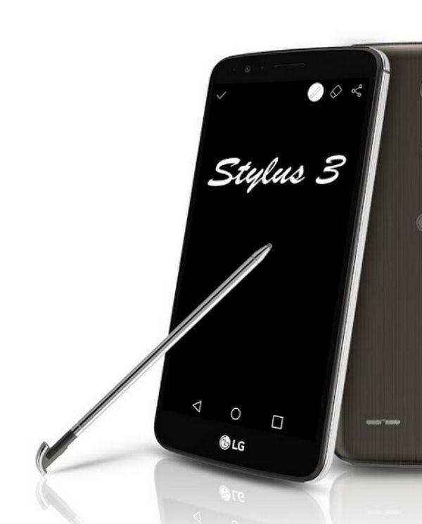 LG Stylus 3 caracteristicas