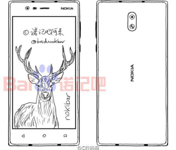 Nokia D1C fotos