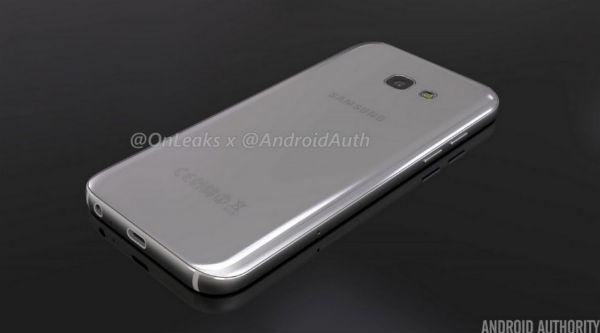 Samsung Galaxy℗ A5 2017 filtraciones