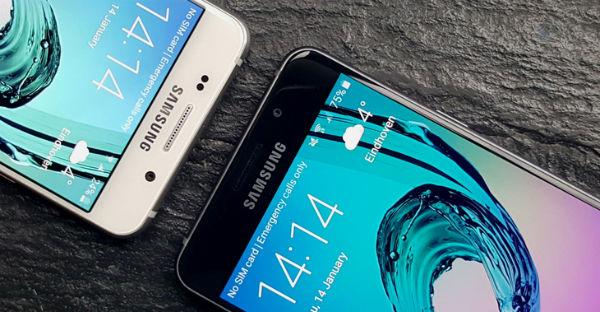 Samsung Galaxy A5 2017 fondos