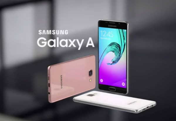 Samsung Galaxy A 2017 enero