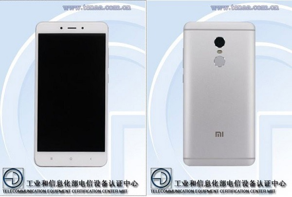 Primera imagen y más detalles del Xiaomi Redmi Note 4X