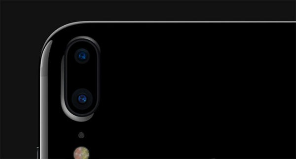 iPhone 7s camara