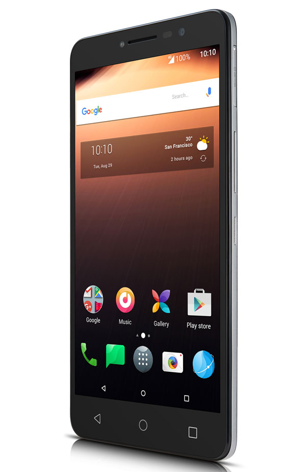 alcatel a3 xl perfil