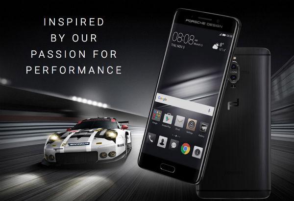 El Huawei Mate 9 Porsche Design llega a Europa
