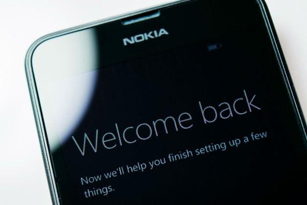 asistente Nokia