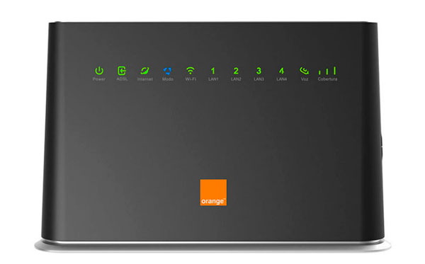 Orange lanza un router hí­brido con WiFi y 4G por 10 euros mes