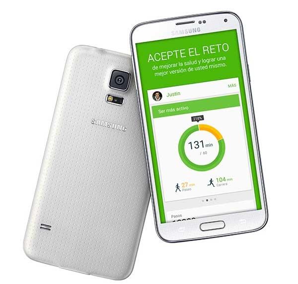 Samsung S Health Experimentara Un Buen Lavado De Cara Con La Llegada Del Galaxy S8