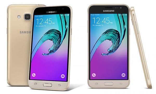 Especificaciones completas del Samsung Galaxy J3 2017