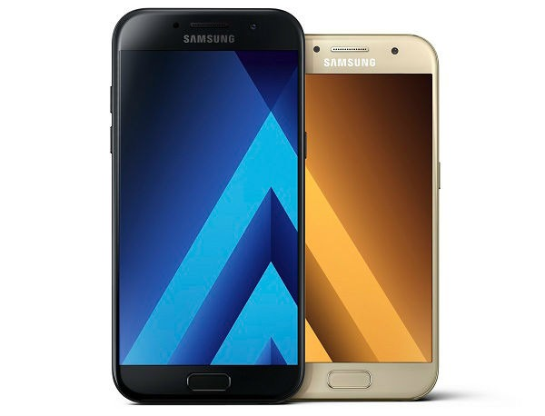 Samsung Galaxy A3 y A5 precios