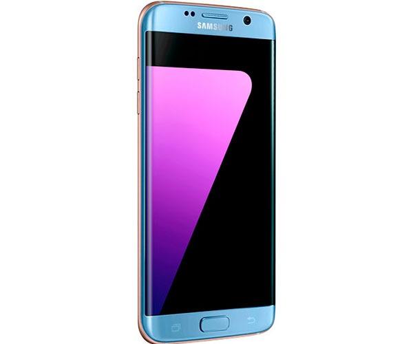 El Samsung Galaxy S7 edge azul ya está disponible en España