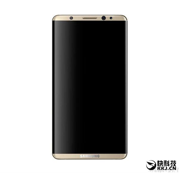 Samsung Galaxy S8 salida