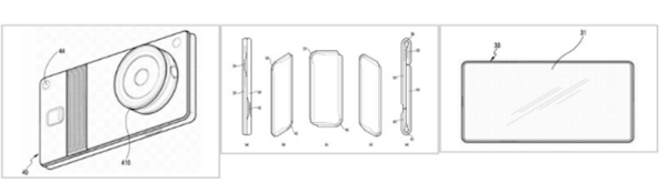 samsung plegable tablet