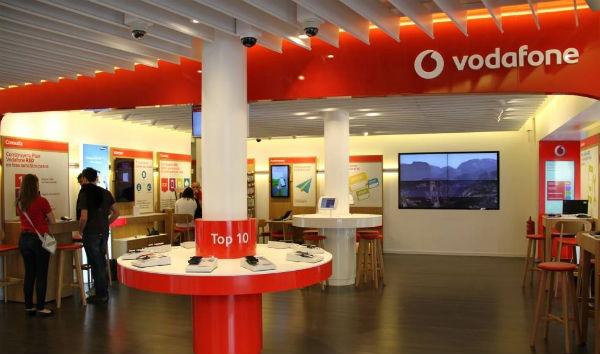 Vodafone despliegue