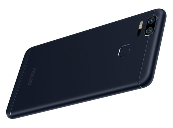 asus zenfone 3(tres) zoom trasera