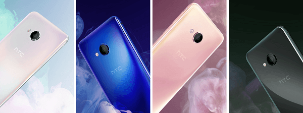 htc u play multicolor