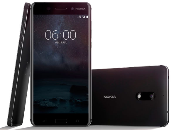 El Nokia 6 se agota al minuto de salir a la venta