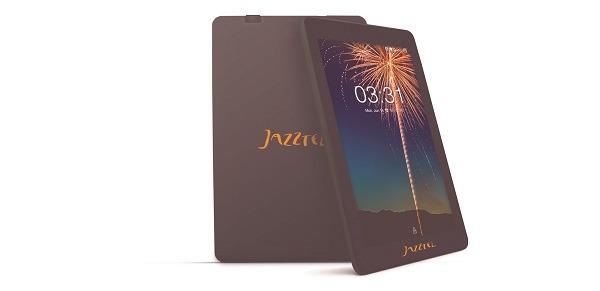 Tablet Jazztel de 7 pulgadas para clientes de la operadora