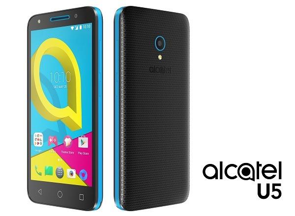 Alcatel U5 HD, un móvil sencillo para millennials