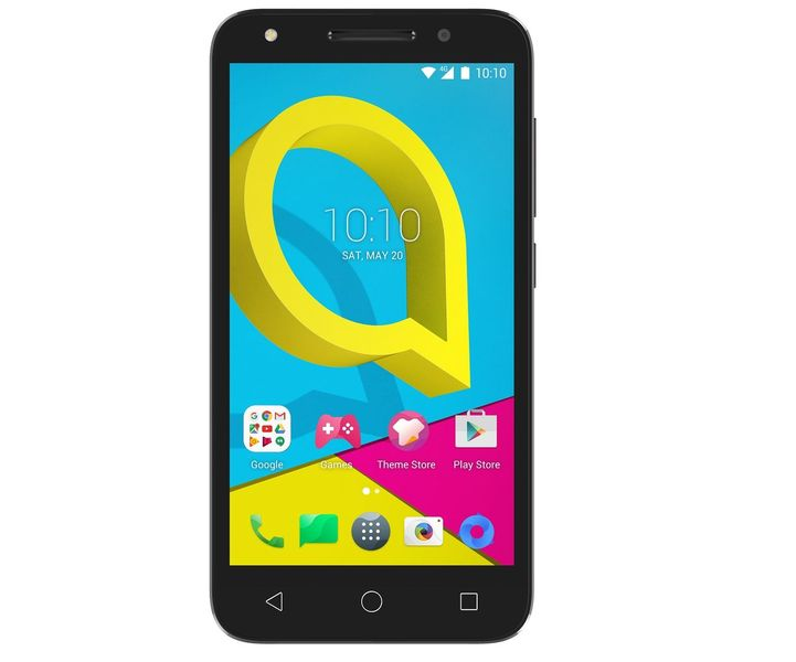 Alcatel U5 frontal