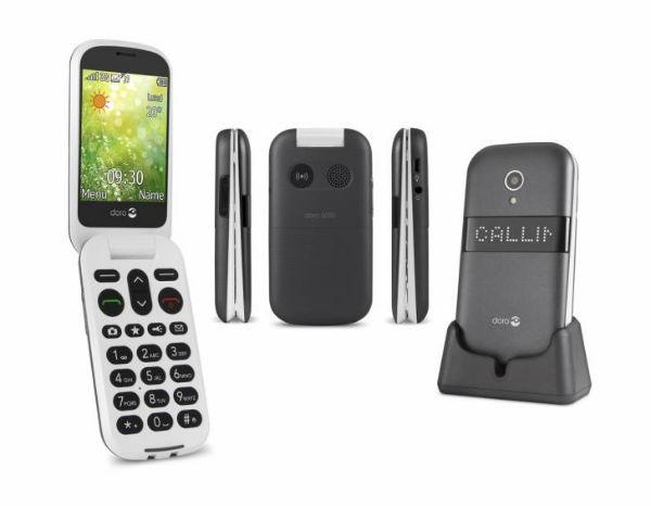 Doro 6050, móvil para personas mayores