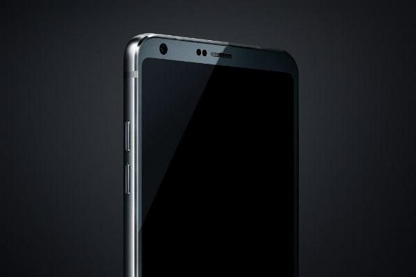 LG G6 panel