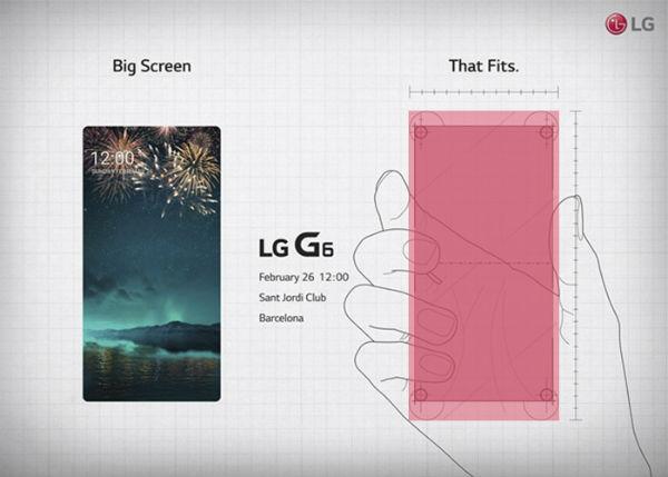 El LG G6 llegaría con mayor calidad de sonido