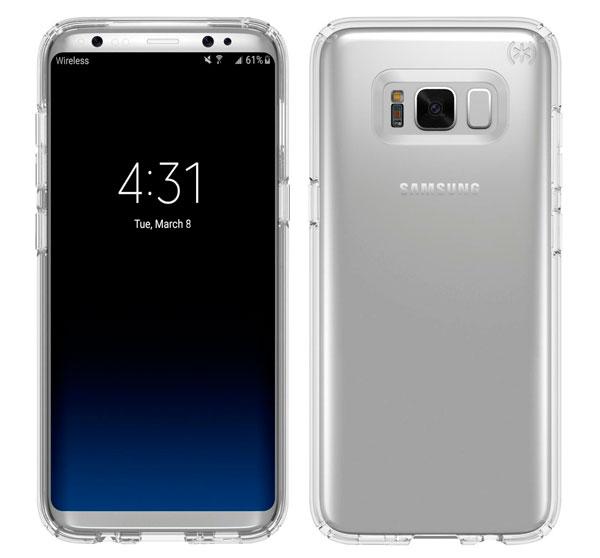 Las especificaciones del Samsung Galaxy S8 desveladas al completo