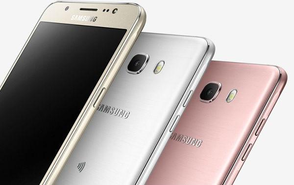 El Samsung™ Galaxy™ J5 (2016) se actualiza a Android™ siete Nougat