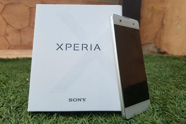 El Sony™ Xperia™ XA consigue alguna nueva modernización de seguridad