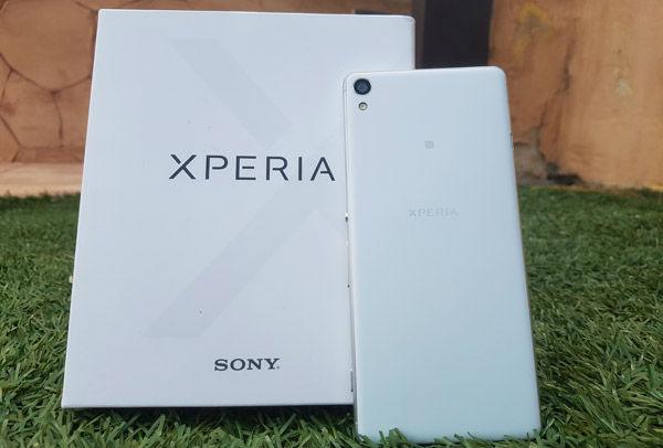 Sony Xperia™ XA seguridad