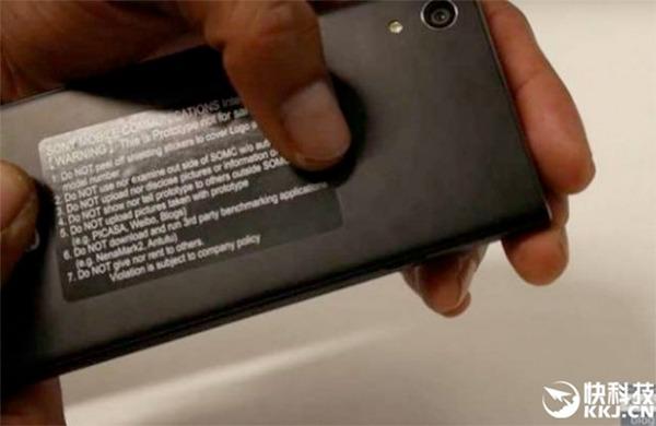 Se filtran imágenes del Sony Xperia XA2