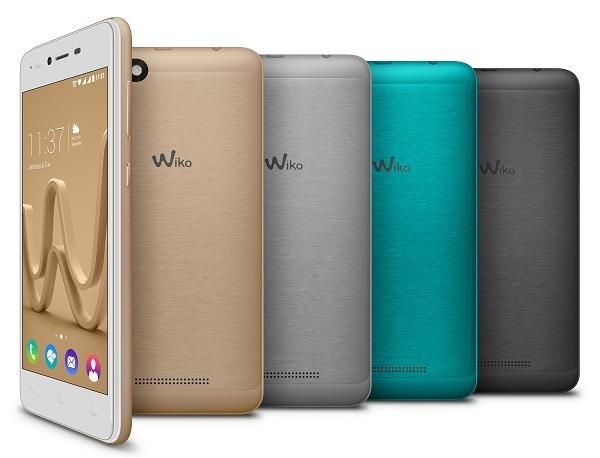 Wiko Jerry Max y Sunny Max, celulares básicos para todos los bolsillos