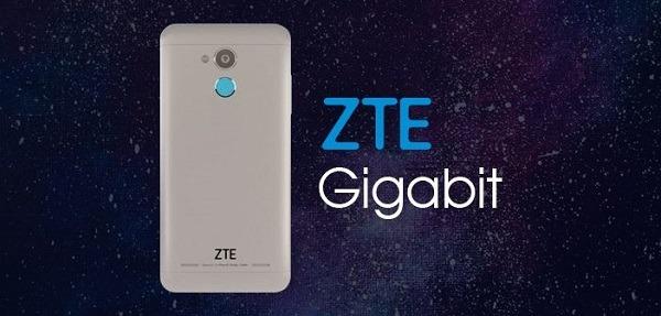 zte gigabit phone mwc 2017