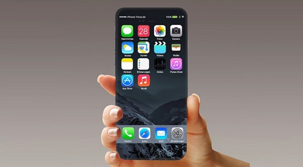 El nuevo iPhone podría venir con escáner de iris