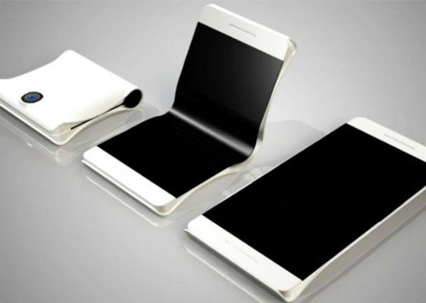 Así sería la interfaz del Samsung Galaxy X, el móvil plegable de Samsung