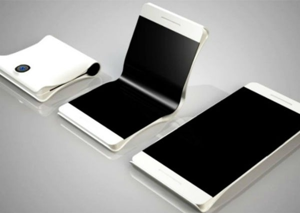 movil plegable Samsung