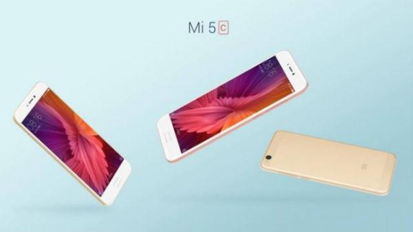 Xiaomi Mi5c potencia