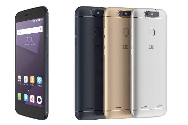 ZTE Blade V8 Lite, teléfono elegante y equilibrado con Android™ 7