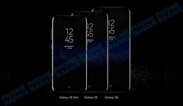 Se filtran datos del Samsung™ Galaxy™ S8 Mini