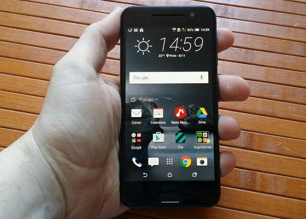 El HTC™ One A9 se actualiza a Android™ siete en Europa